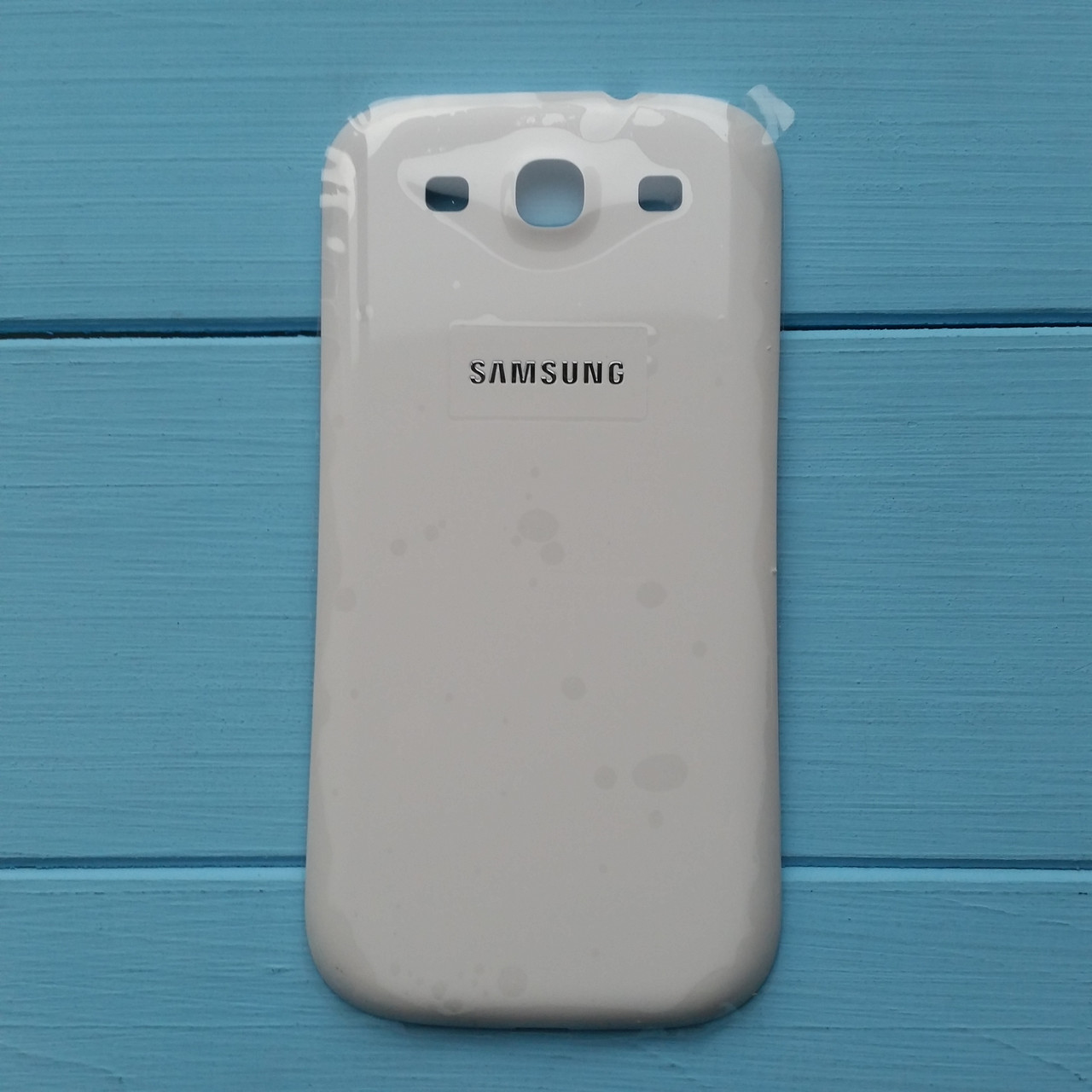 Задняя панель корпуса для Samsung S3 i9300 i9305 i535 i747 T999 L710 белая