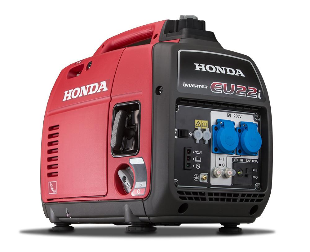 Бензиновый инверторный генератор Honda EU22i