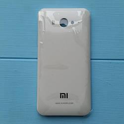 Задняя панель корпуса Xiaomi Mi2, Mi2S Белая