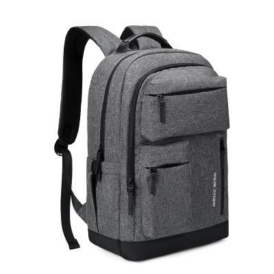"""Мужской Городской Рюкзак для Ноутбука 15.6"""" и Планшета Mark Ryden (MR9188) Оксфорд Серый"""