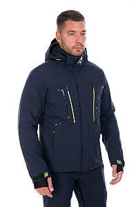 Чоловіча гірськолижна Куртка WHS ROMA Темно-синій