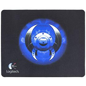 Коврик для мыши Logitech F1 Черный с синим (3406-9422)