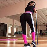 Женский стильный костюм-двойка для фитнеса (расцветки), фото 5