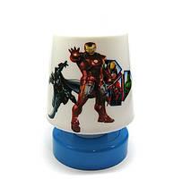 Ночник детский для мальчика Супергерои