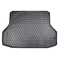 Коврик в багажник CHEVROLET Lacetti (седан) (пластик) (Avto-Gumm)