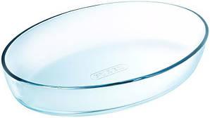 Форма для выпечки овальная Pyrex Essentials 39х27см, жаропрочное стекло
