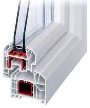 Окна металлопластиковые Aluplast 8000 (Алюпласт)