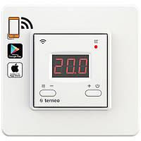 Терморегулятор Terneo AX для теплого пола, белый
