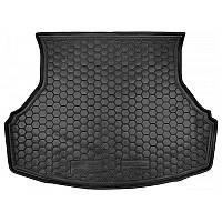 Коврик в багажник LADA Granta (седан) (без шумоизоляции) (пластик) (Avto-Gumm)