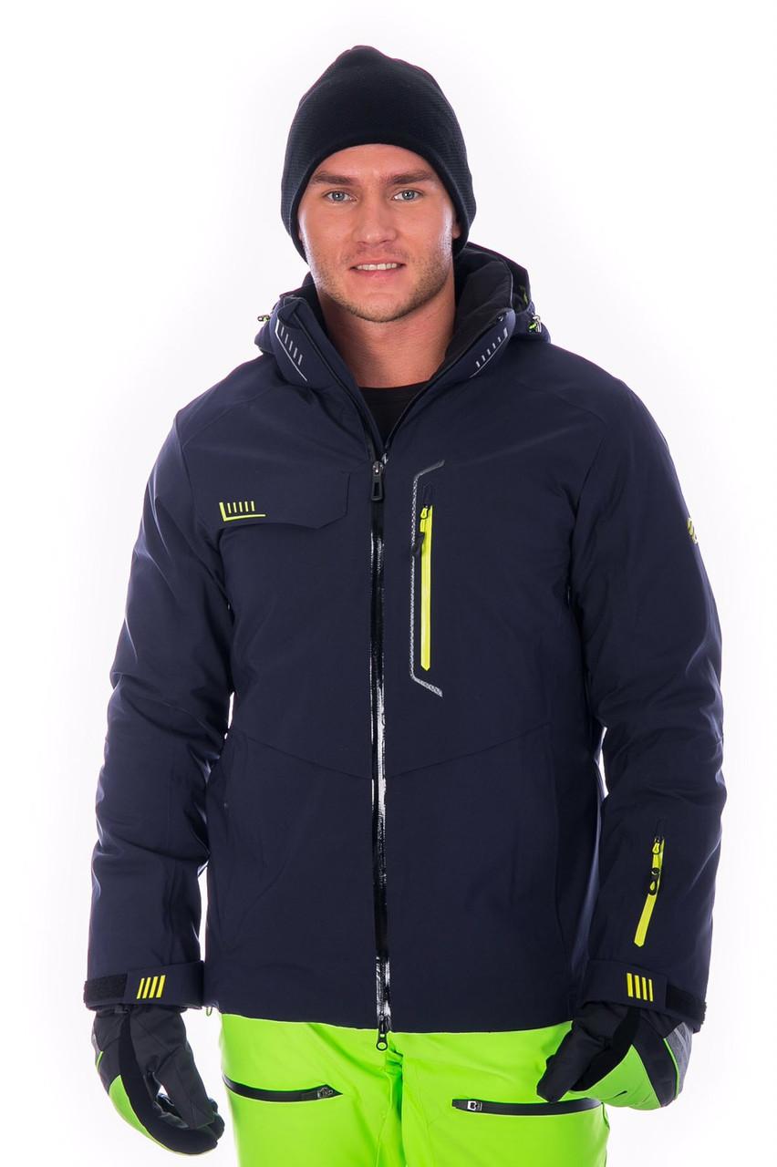 Мужская горнолыжная Куртка WHS ROMA Темно-синий