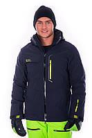 Мужская горнолыжная Куртка WHS ROMA Темно-синий, фото 1