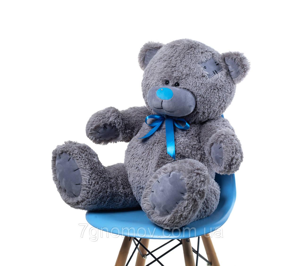 Медведь плюшевый серый Me to You 110 см