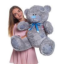 Медведь плюшевый серый Me to You 110 см, фото 3