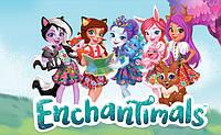 Куклы Энчантималс Enchantimals...
