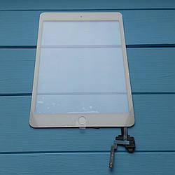 Сенсорный экран для планшета Apple iPad Mini 3 White
