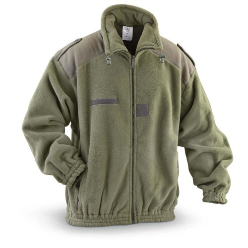 Флисовая кофта MilTec F2 Olive 10856001