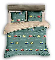 Дитяче постільна білизна в ліжечко сатин 100% бавовна