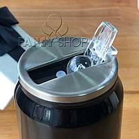 """Термостакан """"Starbucks"""", срібний, 500 мл, Термостакан металический """"Starbucks"""", фото 3"""