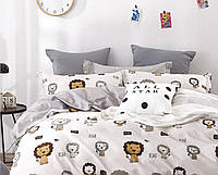 Детское постельное белье в кроватку  сатин 100% хлопок