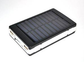 Универсальная мобильная батарея солнечная панель Kronos Power Bank 32000 mAh 20smd три режима работы (bks_01290)