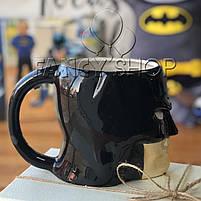 """Чашка фігурна """"Бетмен"""", супергерої, Кружка керамическая """"Batman"""", фото 3"""
