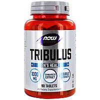 Бустер тестостерона Now Foods Tribulus1000 мг 90 таблеток