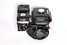 Двигатель бензиновый GrunWelt GW170F-T/20 (шлицы 20 мм, 7 л.с.)