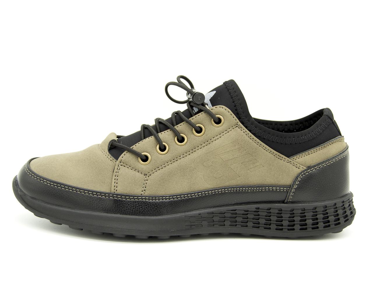 Кросівки для хлопчика Хакі