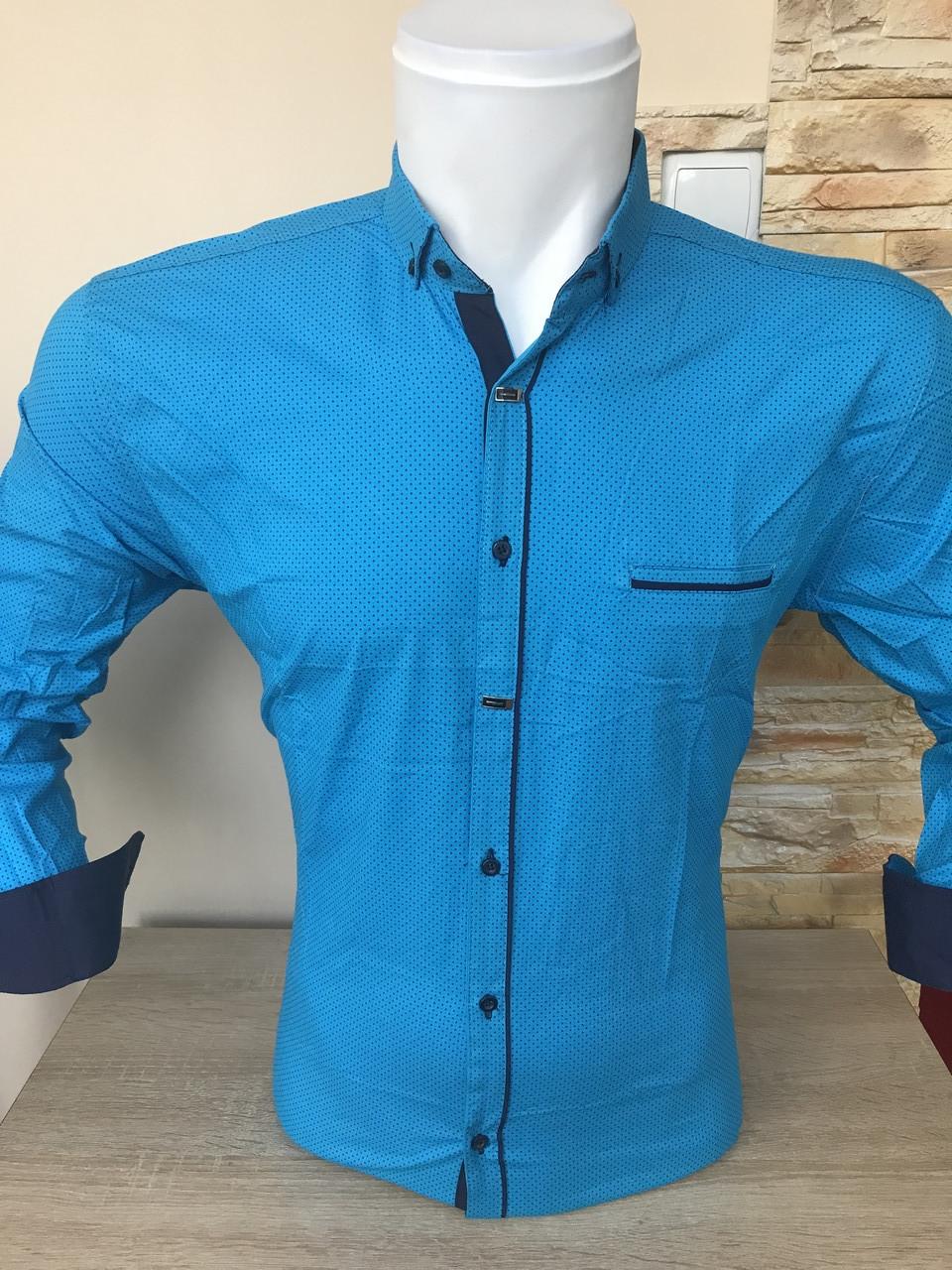 Рубашка длинный рукав AND (020)