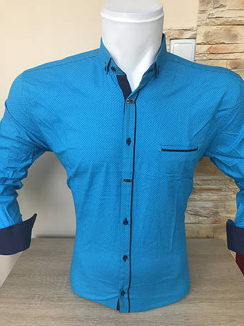Рубашка длинный рукав AND (020), фото 2