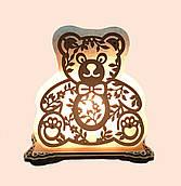 Соляной светильник Мишка Б3