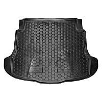 Коврик в багажник HONDA CR-V (2007>) (пластик) (Avto-Gumm)