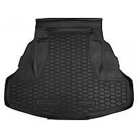 Коврик в багажник HONDA Acсord (2008>) (седан) (пластик) (Avto-Gumm)