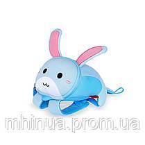 Дитячий рюкзак Nohoo Зайчик, Середній розмір (NH042M Blue), фото 2