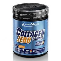 Коллаген для суставов и кожи, коллаген жидкий IRONMAXX Collagen Powder Zero 250g