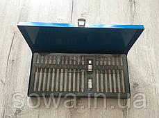 Набор специальных бит Falon Tech FT160702, 40шт, в металлическом кейсе, фото 2