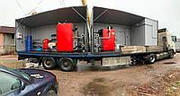 Модульная котельная на твердом топливе 300 кВт