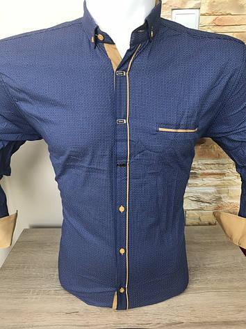 Рубашка длинный рукав AND (010), фото 2