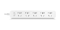 Удлинитель Xiaomi KingMi Power Strip (5 розеток) 1.8m White (XMCXB03QM) CN вилка