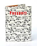 Обложка на паспорт Авто