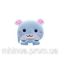 Дитячий рюкзак Nohoo Зайчик, Маленький розмір (NH042S Blue), фото 2