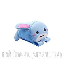 Дитячий рюкзак Nohoo Зайчик, Маленький розмір (NH042S Blue), фото 3