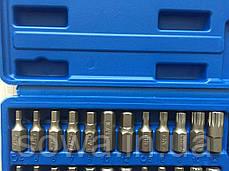 Набор специальных бит Falon Tech FT160702, 40шт, в пластиковом кейсе, фото 3