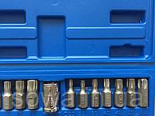 Набор специальных бит Falon Tech FT160702, 40шт, в пластиковом кейсе, фото 2