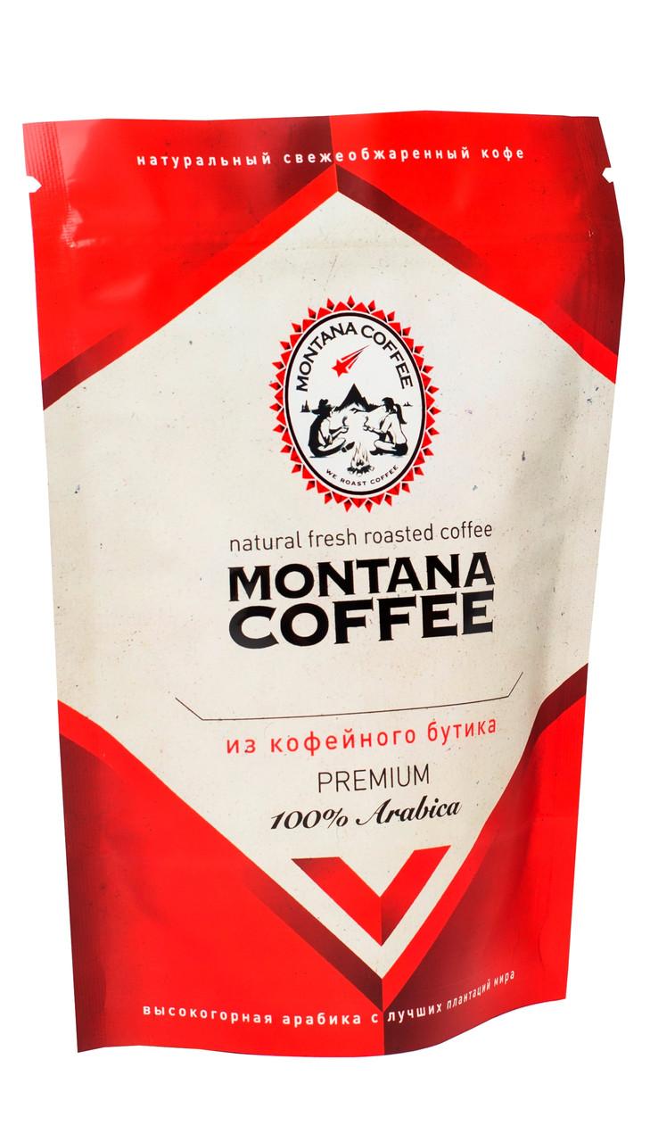 Марагоджип 100% арабика Montana coffee 150 г