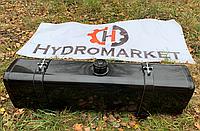 Гидробак сталь (закабинный, распред - сверху) 160 л (низкий)