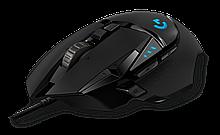 Мышь компьютерная игровая Logitech G502 Hero проводная черный