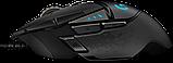Мышь компьютерная игровая Logitech G502 Hero проводная черный, фото 2