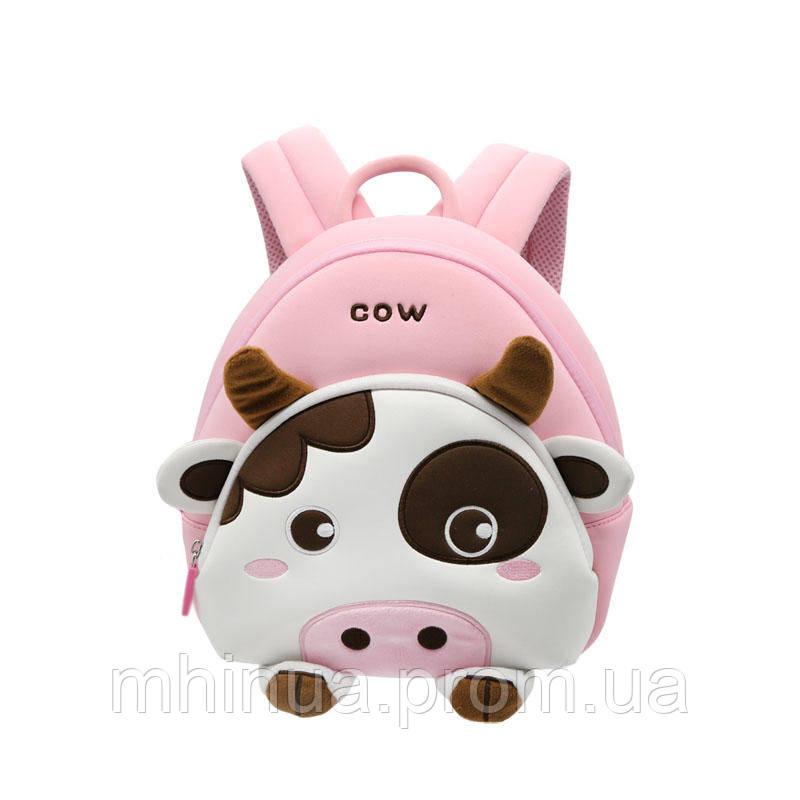 Дитячий рюкзак Nohoo Корова (NHB146)