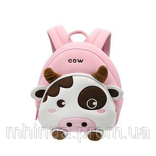 Дитячий рюкзак Nohoo Корова (NHB146), фото 2